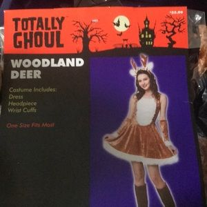 Totally Ghoul Other - Woodland Deer 🦌 Costume